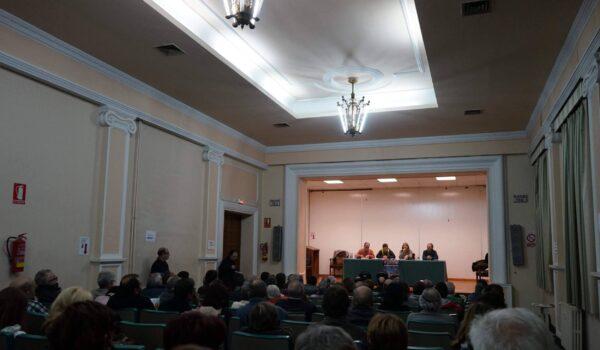 En la Asamblea de Teruel Existe la provincia habla y convoca a los aragoneses el 6 de Mayo