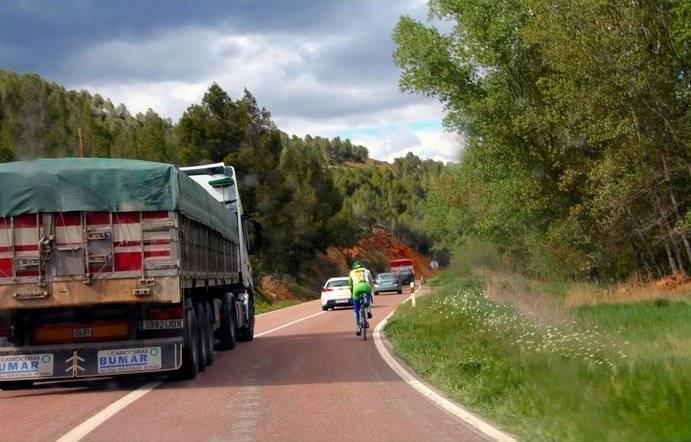 N 330 Teruel -Cuenca. A40. Teruel Existe