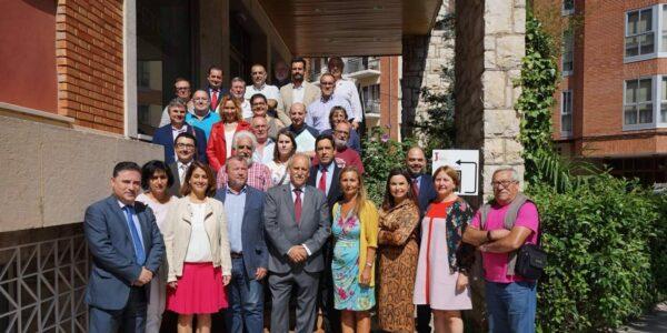 MANIFIESTO sobre la financiación europea y el tramo Sagunto-Teruel-Zaragoza del Corredor Cantábrico Mediterráneo. ADHESIONES