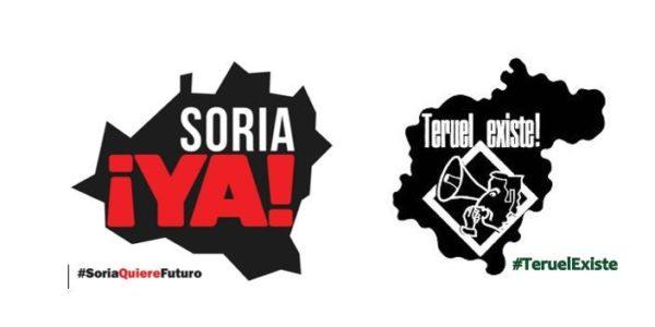 Teruel Existe y Soria YA inician la Revuelta de la España Vaciada