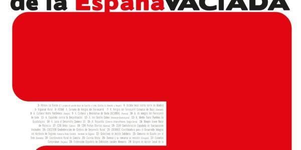La Revuelta de la España Vaciada es el momento de la ciudadanía, sin símbolos políticos ni sindicales