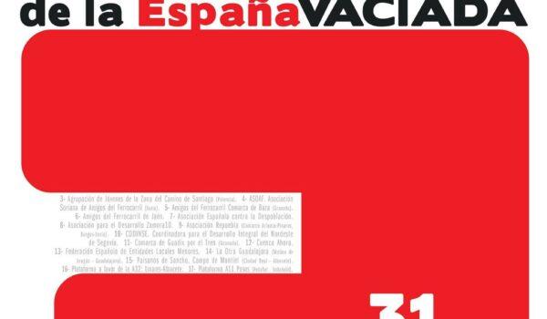 Plataformas en la Revuelta de la España Vaciada