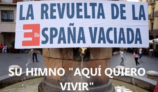 El himno de la España Vaciada. Aquí quiero vivir
