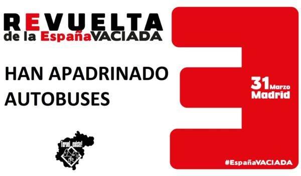 Apadrinamientos de autobuses de la Revuelta