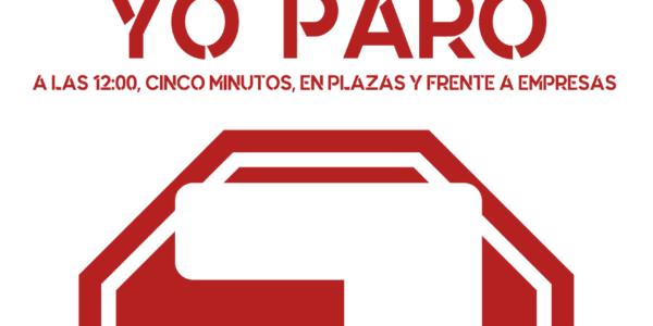 Manifiesto Paro España Vaciada, 4 de Octubre