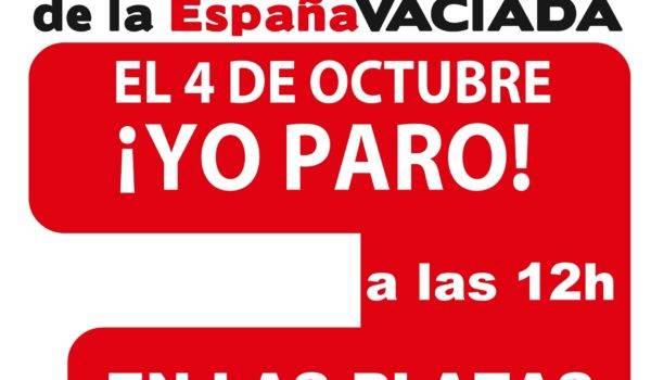 La España Vaciada vuelve a exigir Igualdad con un Paro en 23 provincias