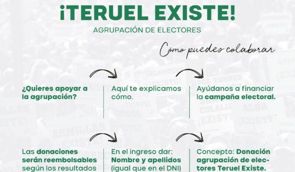 Apoyo a la Campaña de Teruel Existe