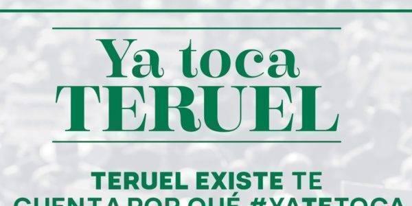Actos YA TE TOCA con Teruel Existe