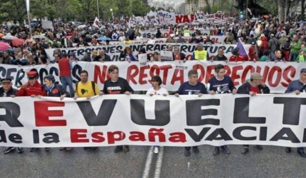La Revuelta de la España Vaciada cumple un año y cada vez está más fuerte y coordinada