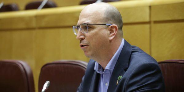 Teruel Existe solicita a Marlaska que la seguridad en el medio rural sea prioritaria para su Ministerio