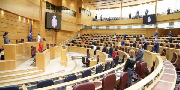 Teruel Existe denuncia en el Senado la fragilidad de la sanidad en la España vaciada y en la provincia, y pide que no queden relegadas en la salida de la crisis
