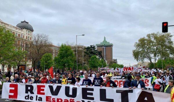 Teruel Existe propone comparecientes de la España Vaciada para los 4 grupos de la Comisión de Reconstrucción del país