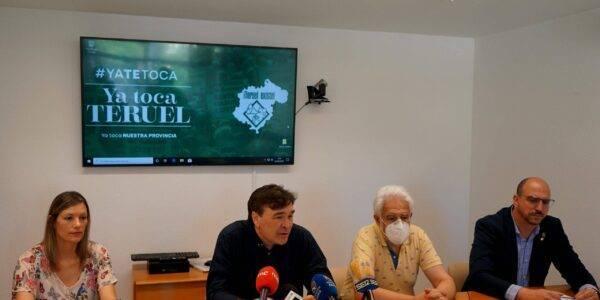 Teruel Existe logra que el Congreso vote sobre un Plan para la despoblación y el Pacto de la España Vaciada