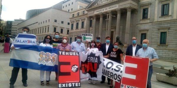 Teruel Existe consigue que las grandes formaciones políticas apoyen un plan de reactivación para la España Vaciada y un Pacto de Estado