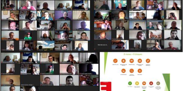 La España Vaciada realiza una masiva reunión en la cita «Jaén Virtual 2020»