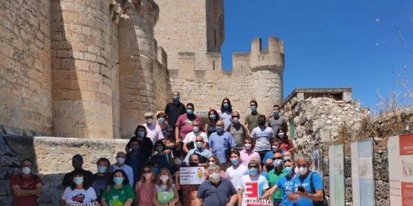 Más de treinta colectivos acuerdan constituir la coordinadora de la España Vaciada en Castilla y León