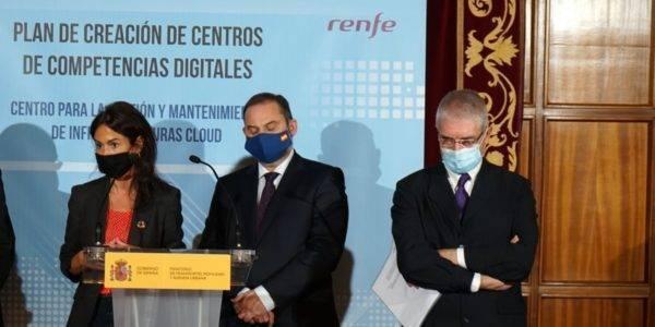 La deslocalización de los centros de gestión digital de Renfe cumple con el Acuerdo de Teruel Existe para luchar contra la despoblación