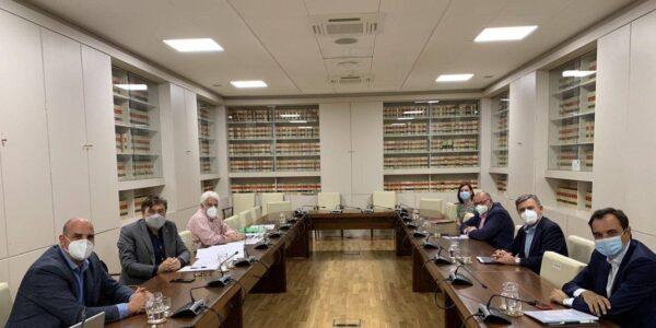 El Ministerio de Transportes confirma a Teruel Existe que cumplira los plazos de las infraestructuras del Acuerdo