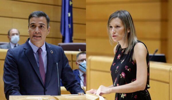 Pedro Sánchez reafirma el acuerdo con Teruel Existe: anuncia el impulso de la  A-68, la A-40 y el corredor Cantábrico-Mediterráneo