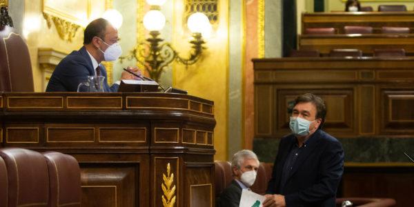 Guitarte pide que la salida de las crisis no incremente la desigualdad y que los presupuestos impulsen la España Vaciada