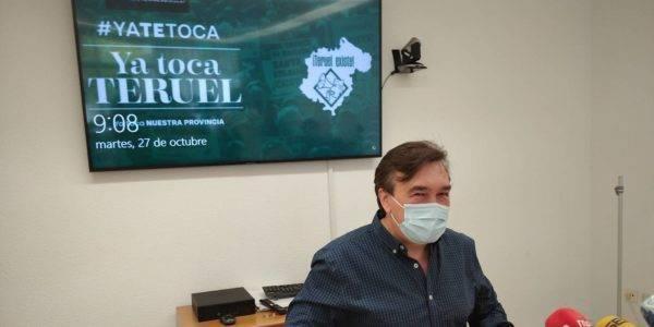 Teruel Existe alerta que desde 2017 la U.E. podría permitir ayudas especiales a empresas en Soria y Teruel