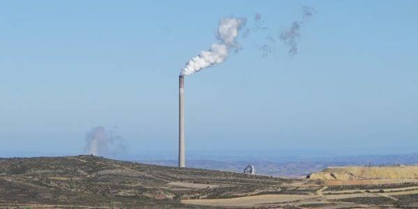 Teruel es carbón, no lo olvides
