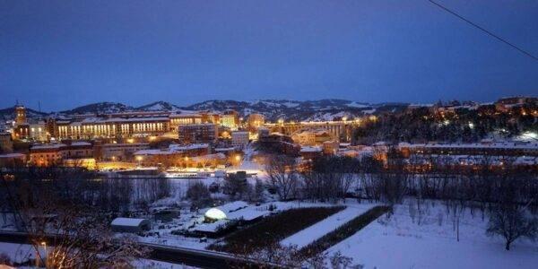 Teruel Existe presentó sugerencias al PGOU para hacer de Teruel una ciudad más amable integrando el río