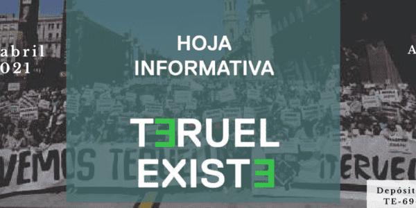 Hoja informativa Teruel Existe nº1
