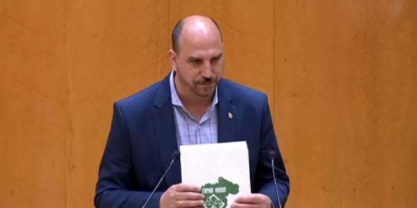 En la aprobación de la Ley del Cambio Climático, Teruel Existe pide que vigilen la implantación de renovables y no renuncia al canon