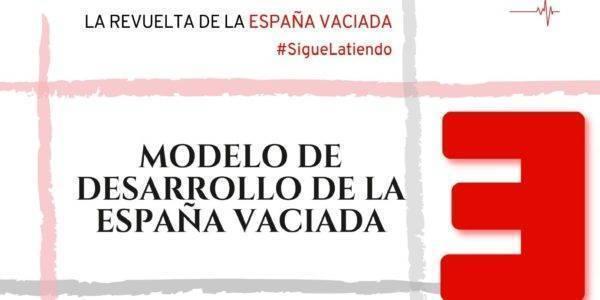 Modelo de Desarrollo de la España Vaciada