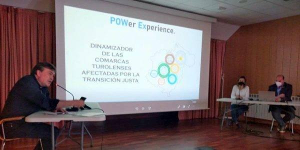 """Teruel Existe presenta """"POWer EXperience"""", un proyecto de dinamización económica desde el patrimonio industrial y minero"""