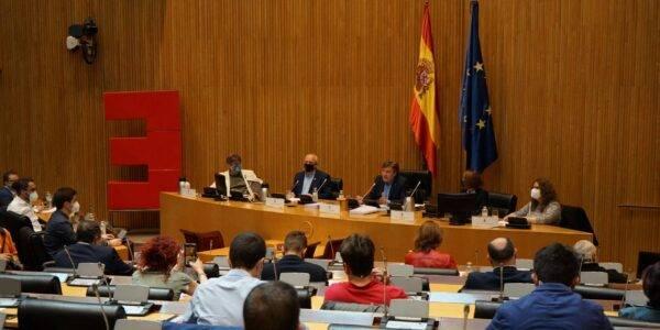 """La España Vaciada presenta en el Congreso un """"Modelo de Desarrollo"""" para afrontar el reequilibrio territorial urgentemente"""