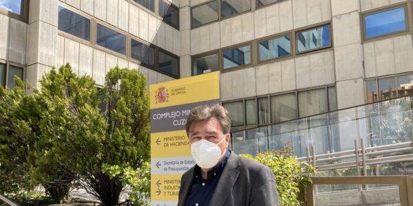 Teruel Existe presenta a la Vicepresidenta Calviño proyectos tractores para Teruel, para el Plan de Recuperación