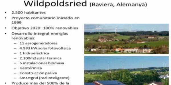 En el Senado Saladié demuestra que los parques eólicos incrementan la despoblación mientras que la generación distribuida ofrece beneficios