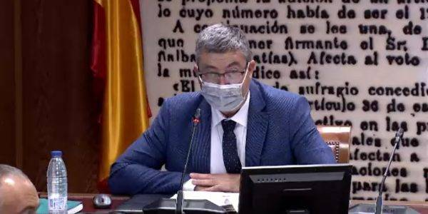 En el Senado, Querol plantea que en la energía verde es  imprescindible el km 0, control, compensación y almacenamiento con bombeos