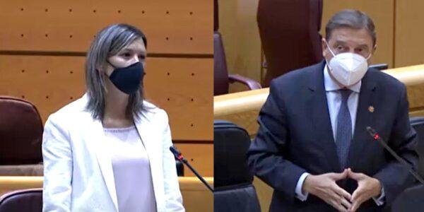 El Ministro de Agricultura asegura a Teruel Existe que está dispuesto a dialogar con Aragón una agrupación de regiones de la PAC