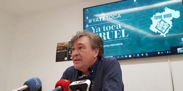 Teruel Existe ha pedido al Gobierno que incluya en los PGE las ayudas al funcionamiento de las empresas para los territorios poco poblados