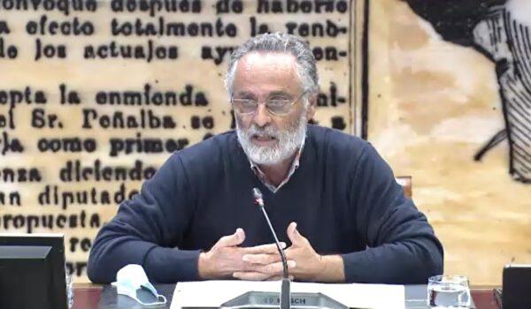 La Plataforma de los Paisajes de Teruel comparece en la ponencia transición energética del Senado invitados por Teruel Existe