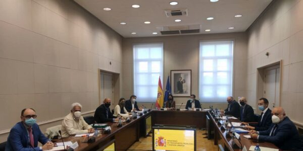 Teruel Existe acuerda con el Ministerio de Transportes la licitación del Estudio informativo de la A-25 antes de final de año