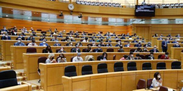 Teruel Existe insta a definir el mapa de aplicación de las ayudas a empresas en zonas despobladas y se aprueba en el Senado
